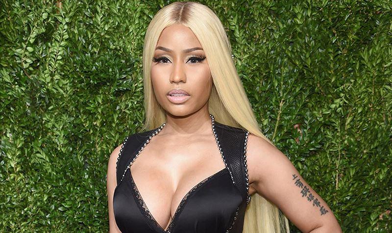 """12 anos depois, Nicki Minaj """"volta à carga"""""""