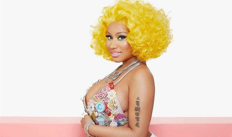 Nicki Minaj já é mãe!