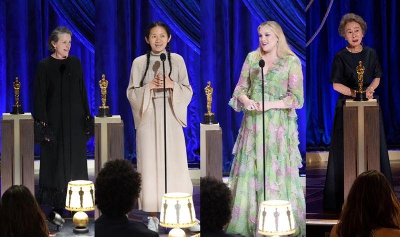 Óscares 2021: os vencedores