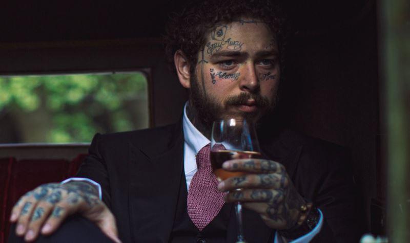 Post Malone lança Maison No. 9.