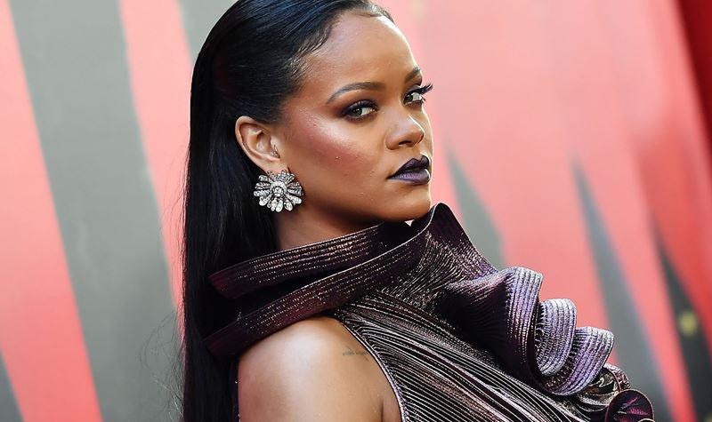 Rihanna voltou... mas calma!