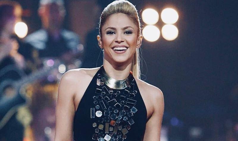 Shakira investigada pelo fisco