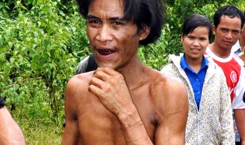 Tarzan na vida real: homem vive 40 anos na selva e não sabia da existência de mulheres