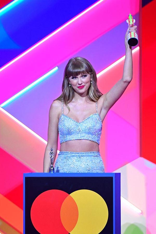 Estão entregues os BRIT Awards!