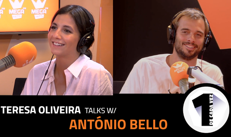EP.3 | TERESA OLIVEIRA x ANTÓN...