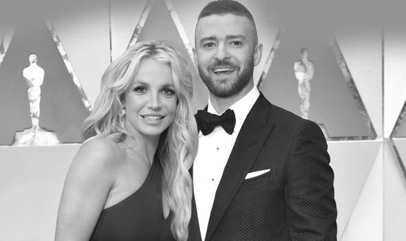 Britney e Justin são amigos!