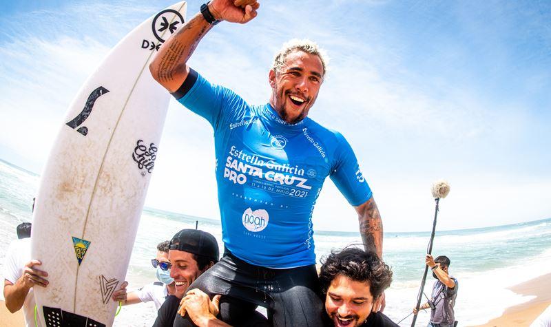 Vasco Ribeiro vence em Santa Cruz