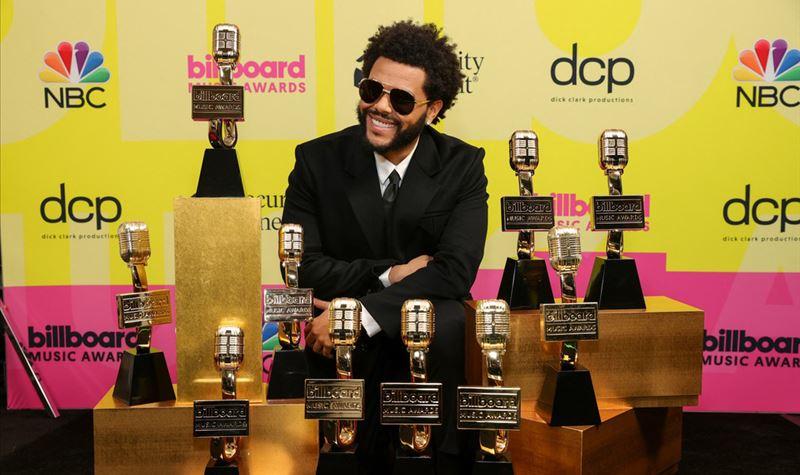 A (grande) noite de The Weeknd