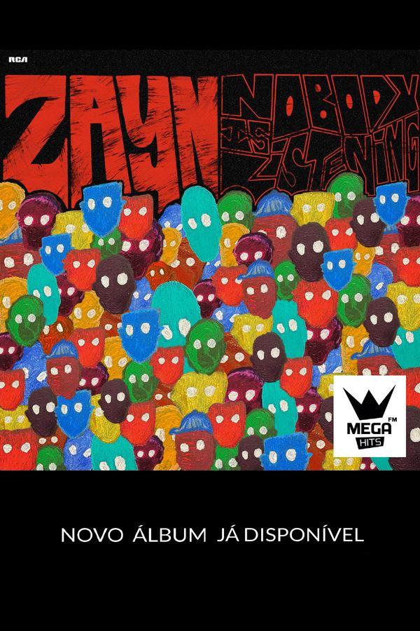 Um disco MEGA!
